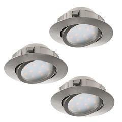 Встраиваемый светильник Eglo Pineda 95853