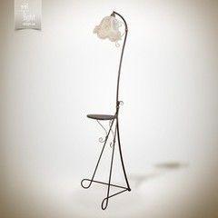 Напольный светильник N&B Light 1711 Плетенка