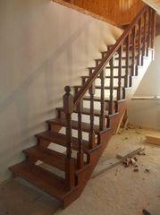 Деревянная лестница Деревянная лестница ИП Сопин А.В. Пример 171
