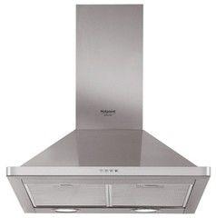 Вытяжка кухонная Вытяжка кухонная Hotpoint-Ariston RHPN 6.4F AM X