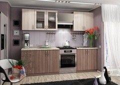 Кухня ДСВ Мебель Татьяна (ясень)