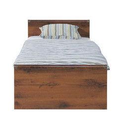 Кровать Кровать BRW Индиана JLOZ 90 дуб саттер