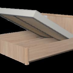 Кровать Кровать Глазовская мебельная фабрика Wyspaa 21.2 с подъемным механизмом (1800) дуб сонома