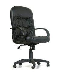 Офисное кресло Офисное кресло Chairman 416 экокожа
