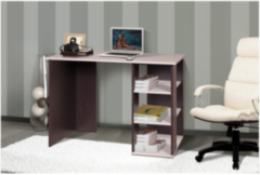 Письменный стол Мебель-Класс Имидж-1 МК 101.01 (венге/дуб шамони)