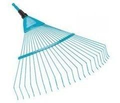 Посадочный инструмент, садовый инвентарь, инструменты для обработки почвы Gardena Грабли проволочные пружинящие 3100