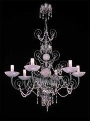 Светильник Beby Group Star Beby  0122B01 Pink Pearls