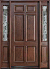 Входная дверь Входная дверь Демидав-Массив Вариант 6-4