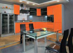 Кухня Кухня Алфексгрупп №13 (Крашенный МДФ)