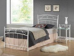 Кровать Кровать Signal Siena 90х200 (белый)