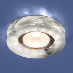 Встраиваемый светильник Elektrostandard 6062 MR16 Grey серый