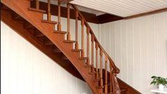 Деревянная лестница Деревянная лестница ИП Сопин А.В. Пример 188