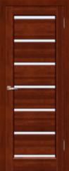 Межкомнатная дверь Межкомнатная дверь Поставский мебельный центр Премьер Плюс ЧО (махагон)