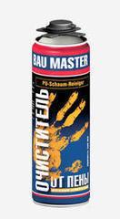 Очиститель Bau Master От монтажной пены полиуретановой (500 мл)