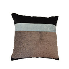 Декоративная подушка Виктория Мебель СК 2316 А бежевый, коричневый