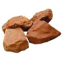 Комплектующие для печей и каминов noname Яшма сургучная, Карелия (20 кг)