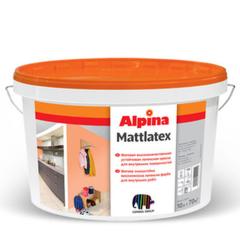 Краска Краска Alpina Mattlatex 10л