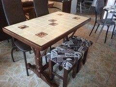 Обеденный стол Обеденный стол Stolmebel Модель 013