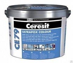 Фуга Ceresit CE 79 UltraPox Color
