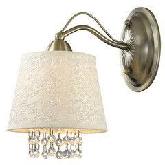 Настенный светильник Odeon Light Fonte 2916/1W