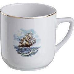 Cesky Porcelan Кружка Корабль I 20003/корабль1