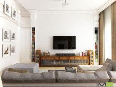 Дизайн квартир и коттеджей Maze Studio Проект 27