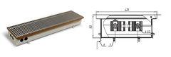 Радиатор отопления Радиатор отопления Новатерм HT-B-2-09/42/22