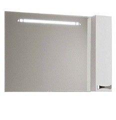 Мебель для ванной комнаты Акватон Зеркало Диор 120 (1A110702DR01R) белое