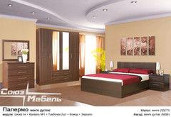 Спальня Союз-Мебель Палермо (венге дуглас)