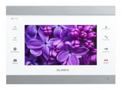 Домофон Домофон Slinex SL-07IP (silver + white) белый (домофон)