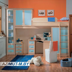 Детская комната Детская комната Azimut-M Марвел