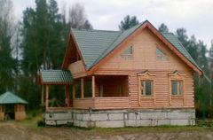 Строительство домов Строительство домов WoodHata F-D-06