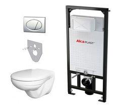 Инсталляция AlcaPlast А 101 система инсталляции для подвесного унитаза Sadromodul