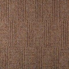 Ковровое покрытие Зартекс Аргентина 103 св. коричнево-бежевое