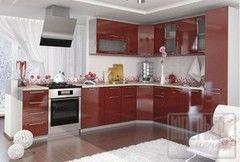 Кухня Кухня Интерьер-Центр София Олива гранат модульная