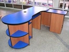 Стол офисный Антарес-Дисконт Пример 90