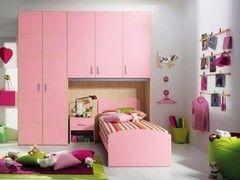 Детская комната Детская комната The Мебель Пример 44