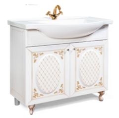 Мебель для ванной комнаты Калинковичский мебельный комбинат Тумба 850 Розалия 0462.3