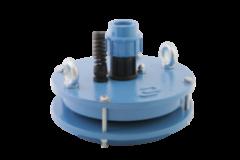 Комплектующие для систем водоснабжения и отопления Джилекс ОС 127-140/32