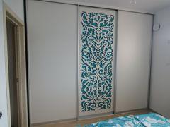 Декоративная стеновая панель Декоративная стеновая панель Бамбуковый рай Пример 6