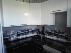 Кухня Кухня на заказ Монтанья Вариант 1