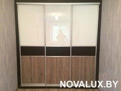Шкаф-купе Шкаф-купе Novalux Пример 103