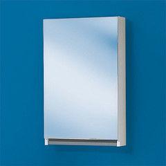 Мебель для ванной комнаты Акваль Зеркальная полка Афина 45