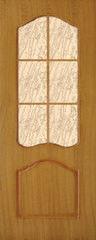 Межкомнатная дверь Межкомнатная дверь Халес Арт-С ДО с рейкой