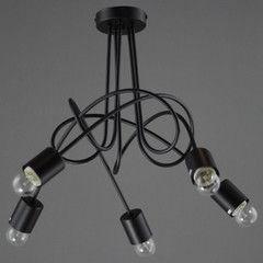 Светильник Светильник Alfa 23175 Tango Black