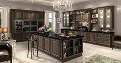 Кухня Кухня BlackCat Модель 135
