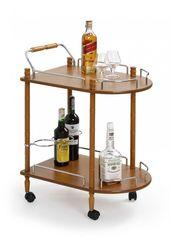 Сервировочный столик Сервировочный столик  Стол сервировочный HALMAR BAR4 BR-386