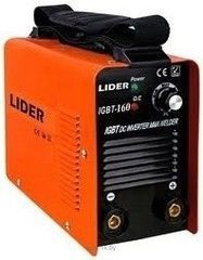 Сварочный аппарат Сварочный аппарат LIDER IGBT-160