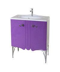 Мебель для ванной комнаты Bellezza Тумба с раковиной Эстель 100 см
