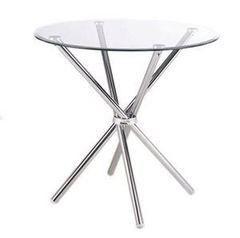 Обеденный стол Обеденный стол Sedia Selia (прозрачный)